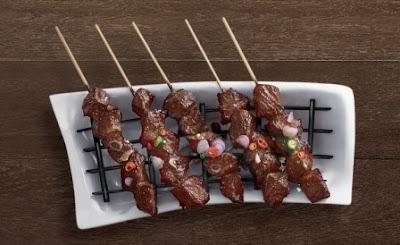 Resep Sate Daging Sapi Bumbu Sedap Sederhana