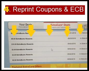 Lost your CVS ExtraBucks? Here's how to get them back!