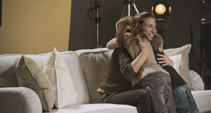 Pubblicità Kinder pubblicità storie di Gioie Vittoria con Foto - Testimonial Spot Pubblicitario Kinder 2017