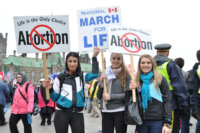 an argument in favor of pro choice abortion against pro lifers