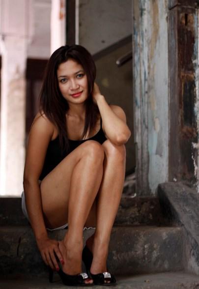 Foto Model Cewek Igo Artike Maharani Baju Tidur Indonesia Tercantik  jenas