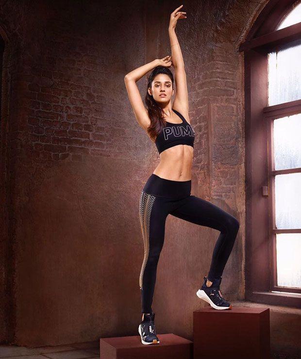 Actress Disha Patani Latest Photoshoot