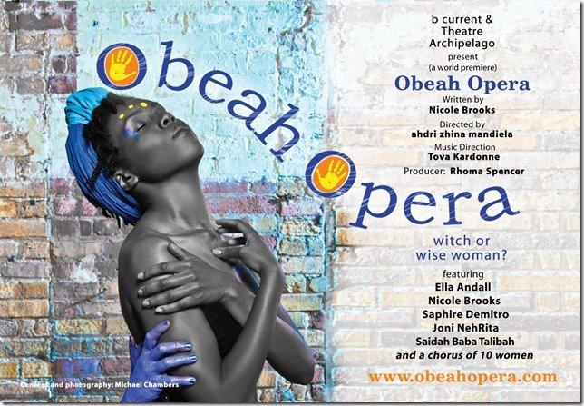 De Cocoa Pañyol Blogspot: Obeah Opera