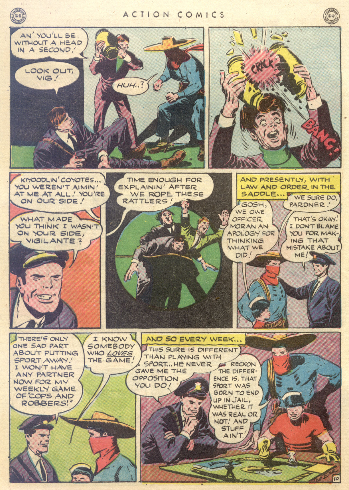Read online Action Comics (1938) comic -  Issue #88 - 40