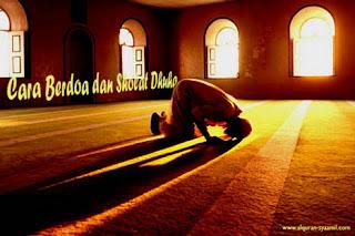 Cara Berdoa dan Sholat Dhuha