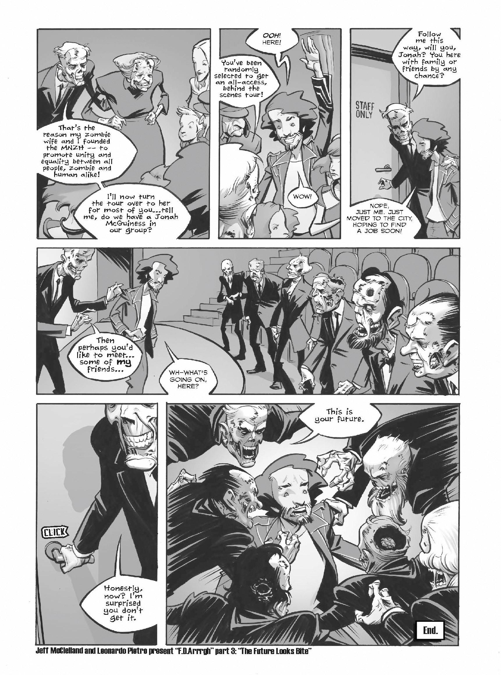 Read online FUBAR comic -  Issue #3 - 392