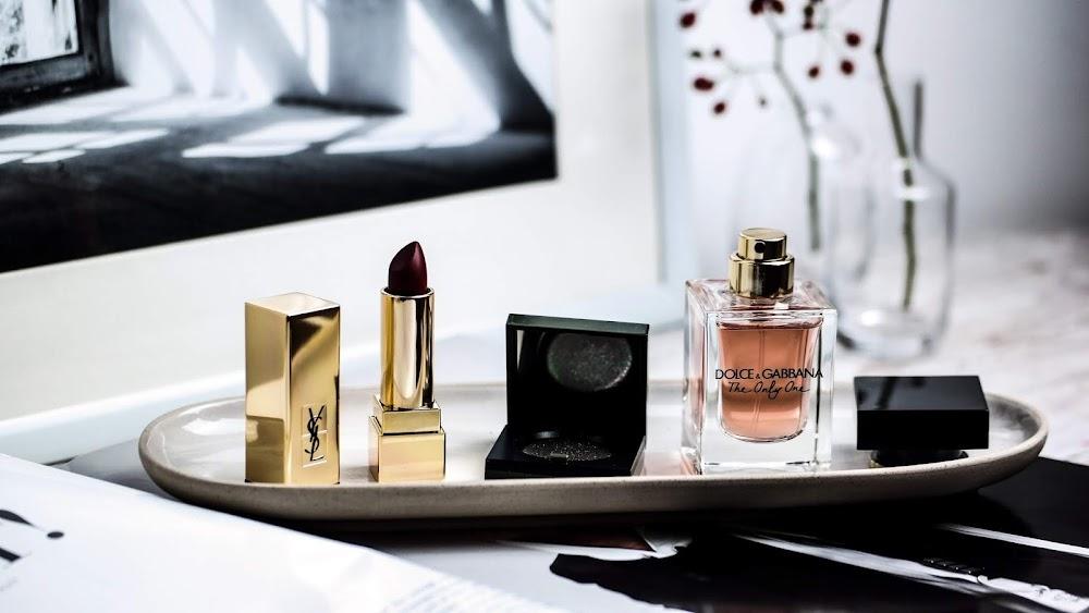Herbst Parfum Lippenstift Lidschatten