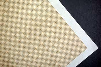 Gerador de papel milimetrado para desenhos gráficos