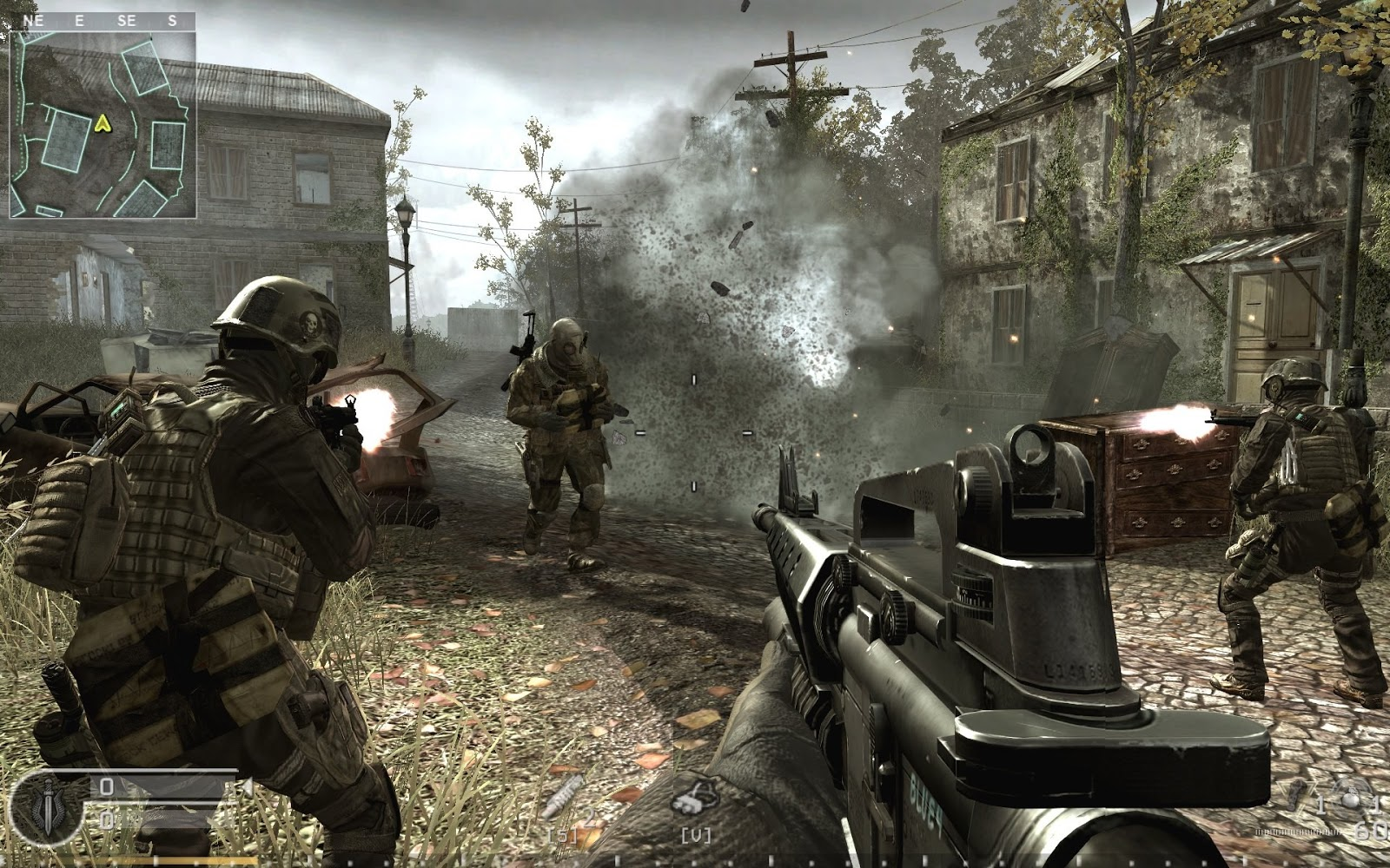 GamE FoR AlL: Call of Duty 4 Modern Warfare Mods Pack Collection