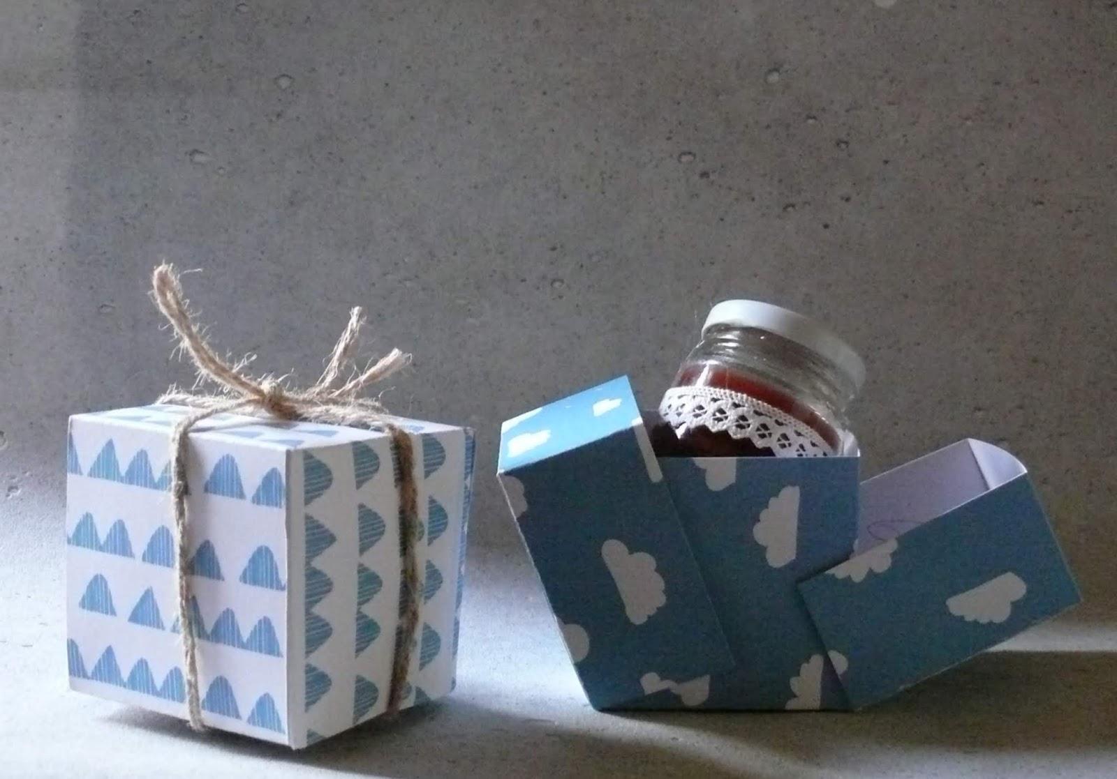 Beliebt gk kreativ: DIY Geschenkbox selber basteln NZ17
