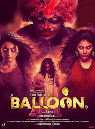 Poster Of Balloon In Dual Audio Hindi Tamil 300MB Compressed Small Size Pc Movie Free Download Only At worldfree4u.com