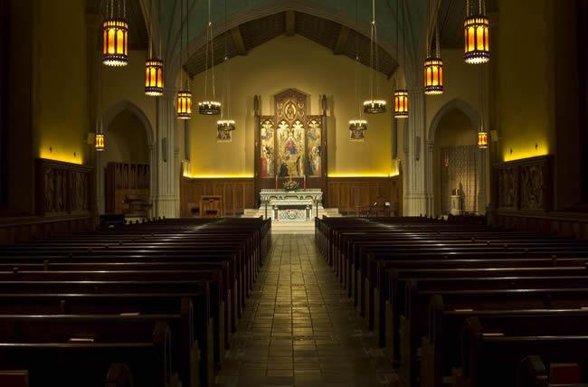 Church Pendant Lights