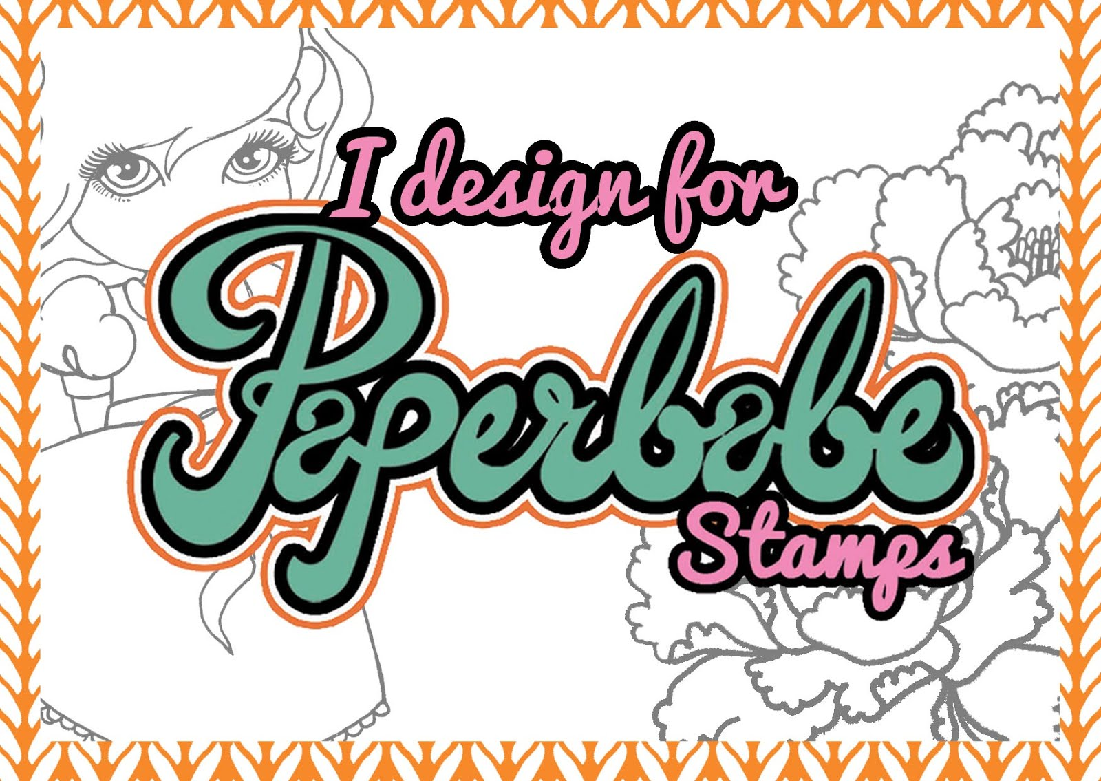 Designer for Paperbabe Stamps