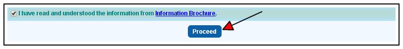 BARC OCES DGFS 2015 Online Form Step-2