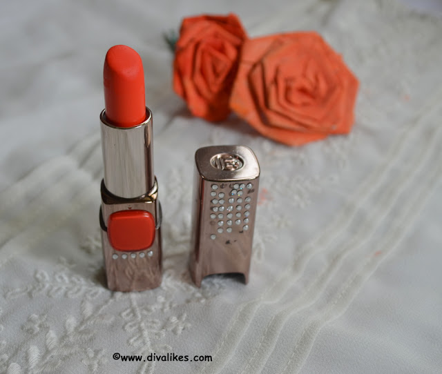 L'Oreal Paris Color Riche Moist Matte Orange Power