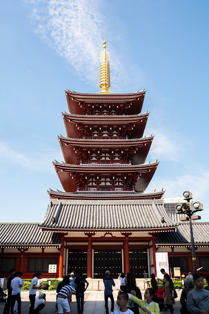 cestování po světě, blog, japonsko, tokyo, tokio, senso-ji, asakusa
