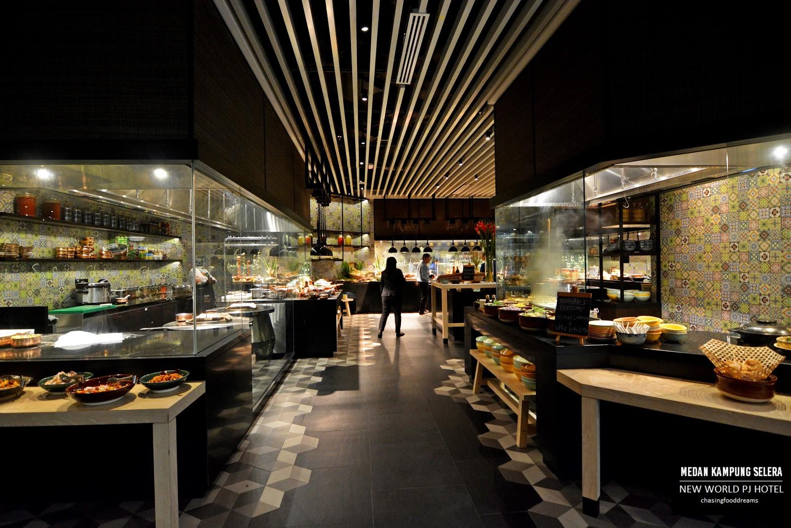 CHASING FOOD DREAMS Pasar Baru Buka Puasa Buffet  New