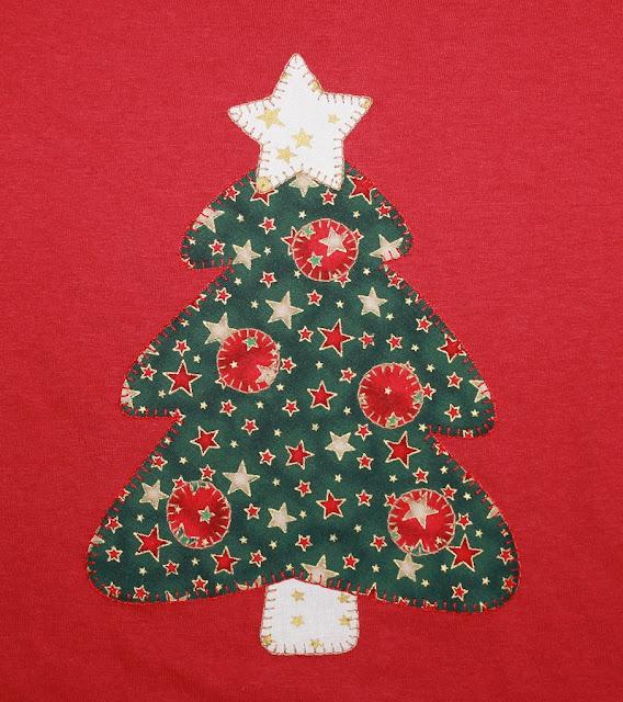 camiseta navidad árbol abeto