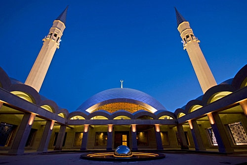 Istanbul Sarikin Mosque