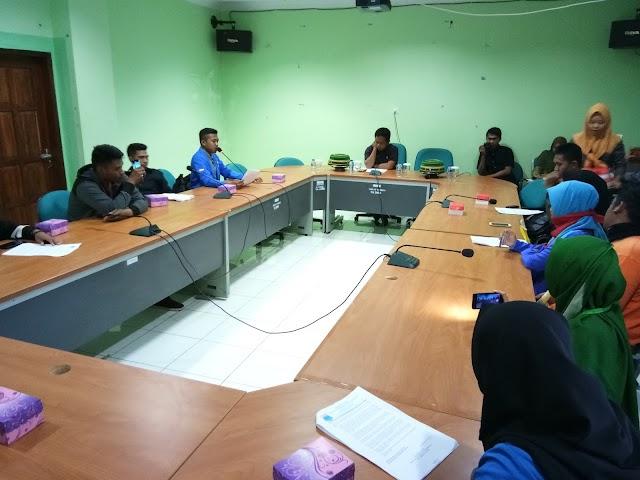 PMII Cabang Soppeng Nyatakan Sikap Penolakan Revisi UUD MD3