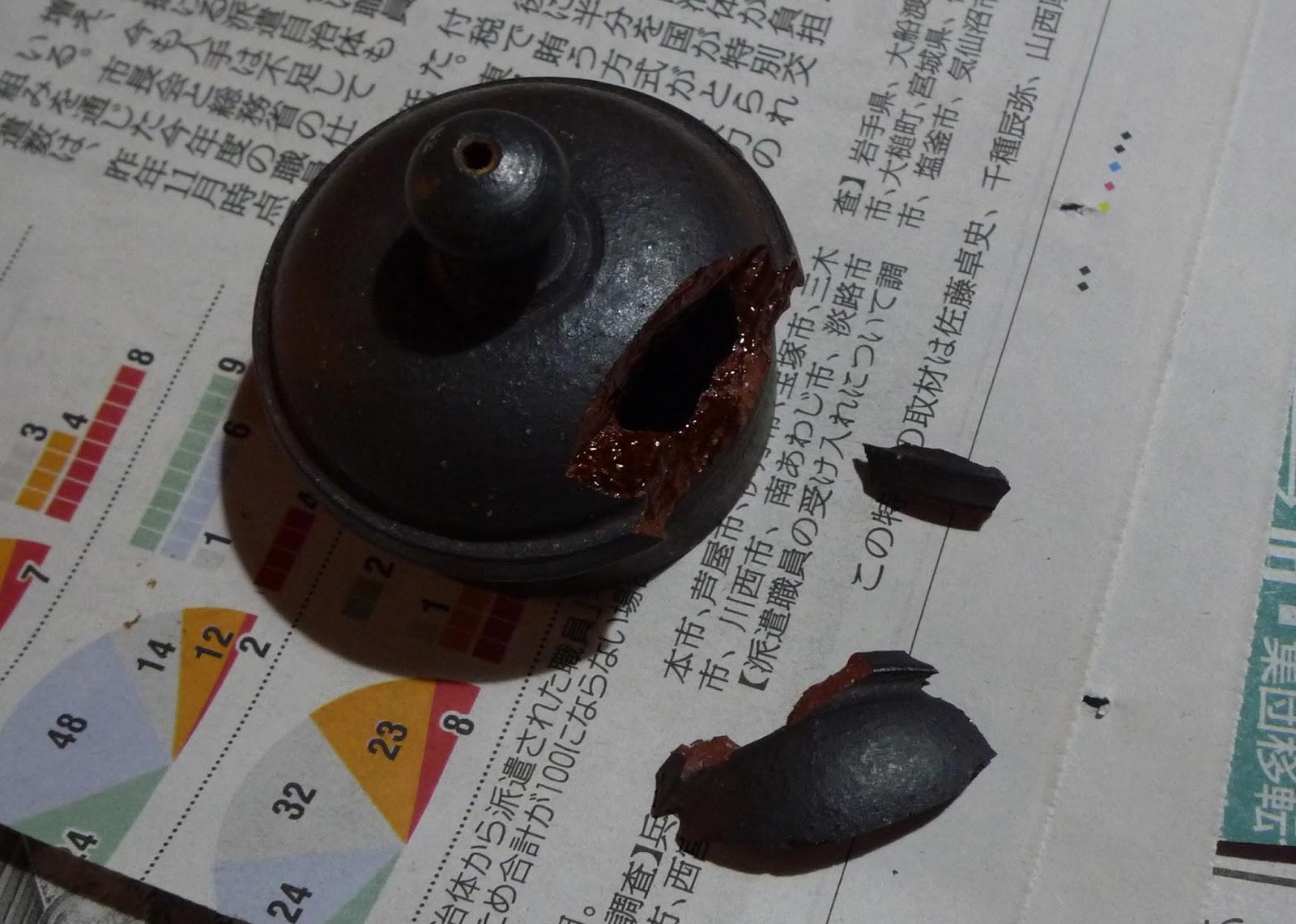 pottery wheel very noisy how to fix
