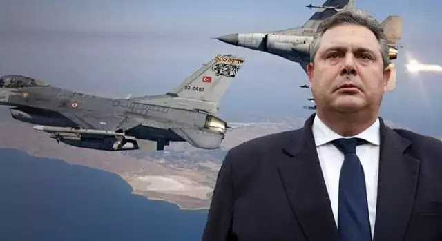 Π.Καμμένος : «Θα συντρίψουμε τη Τουρκία αν προσβάλει την εθνική μας κυριαρχία»