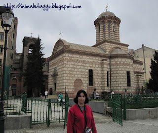Iglesia Curtea Veche Bucarest