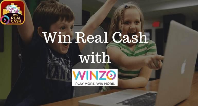 winzo app referral code