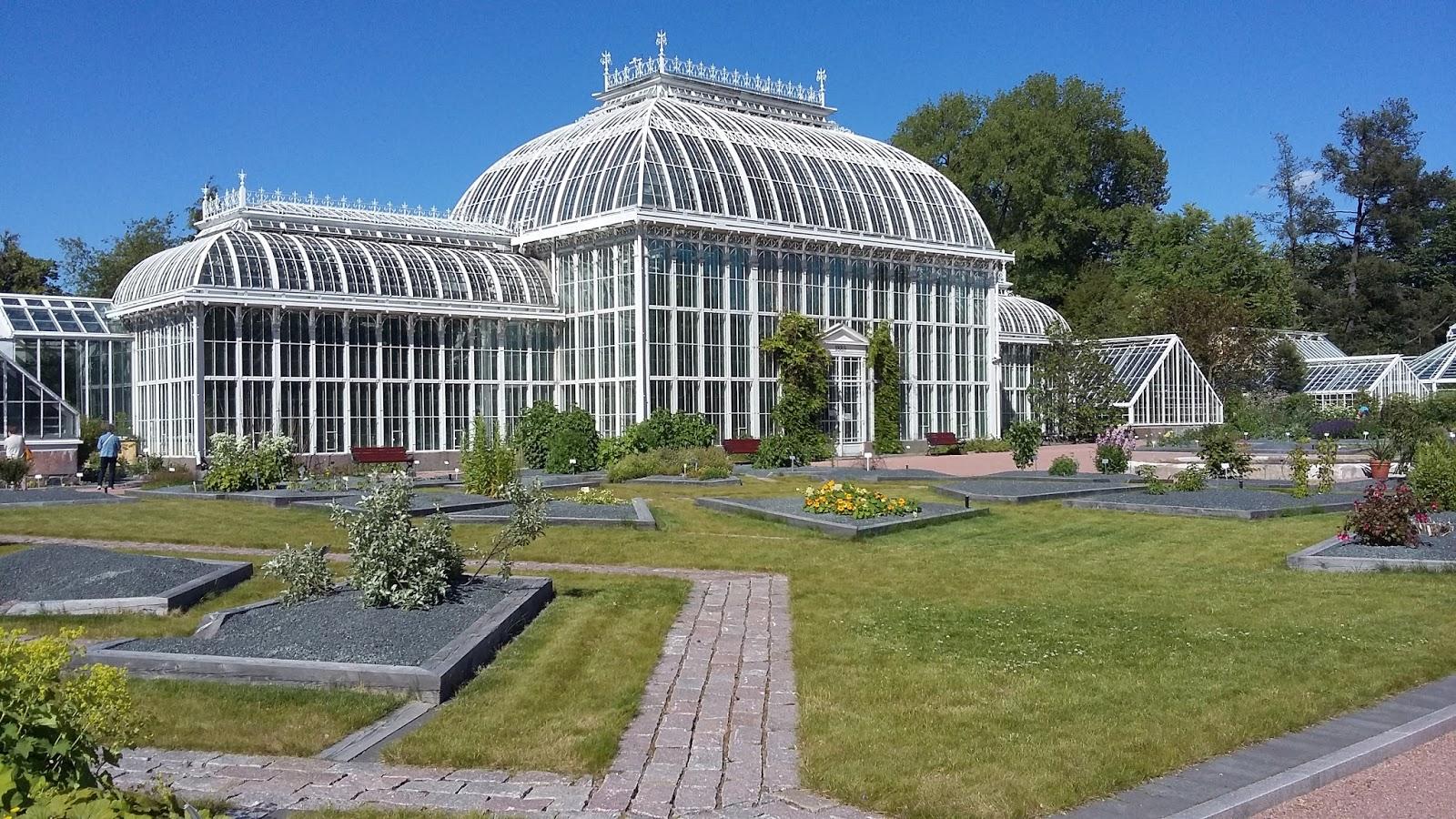 Puutarha Helsinki