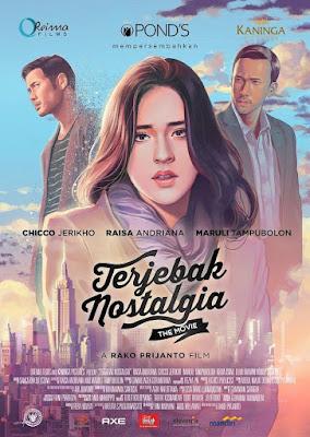 Sinopsis film Terjebak Nostalgia (2016)