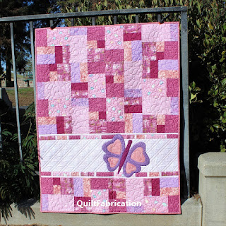 Double-Jumble-Butterfly-Pink-Purple-Kid-Child-Quilt-Pattern