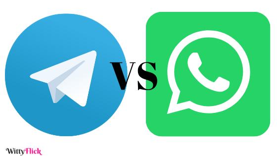 Telegram app क्या है - Telegram और whatsapp में फर्क?