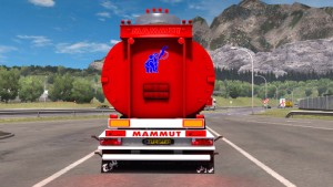 Mammut 3 Axles Tunnig v 2.0 trailer mod