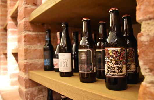 Craft Beer aus aller Welt bei Stiegl