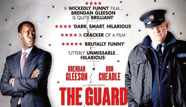 film komedi lucu the guard