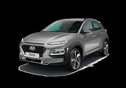 Hyundai Kona 2018 Couleurs Colors