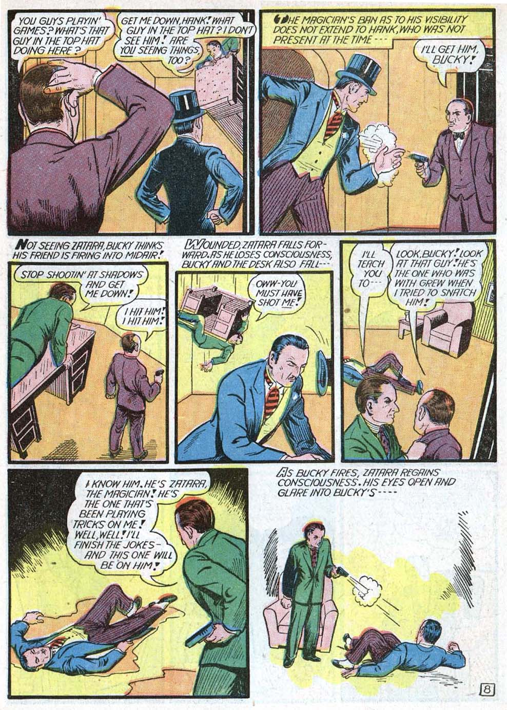 Read online Action Comics (1938) comic -  Issue #40 - 64