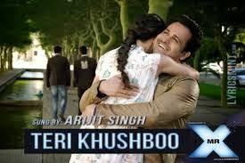 Teri Khushboo sa re ga ma piano Notes from Mr. X