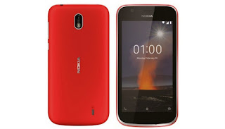 Nokia Upcoming Android Phone volition live on launched inward Mobile World Congress  Nokia Upcoming Android Phone TA-1071 got the FCC certification