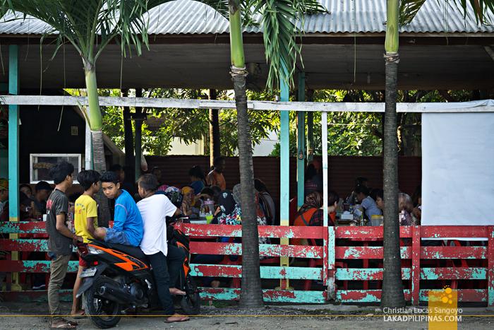 Andy's Special Satti Zamboanga Food Trip