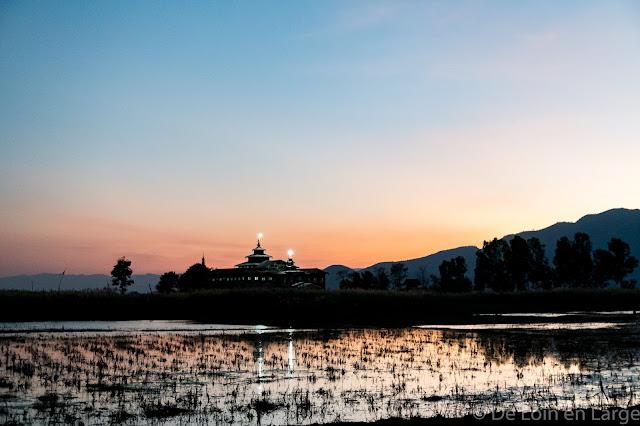 Nyaung Shew - Lac Inle - Myanmar Birmanie