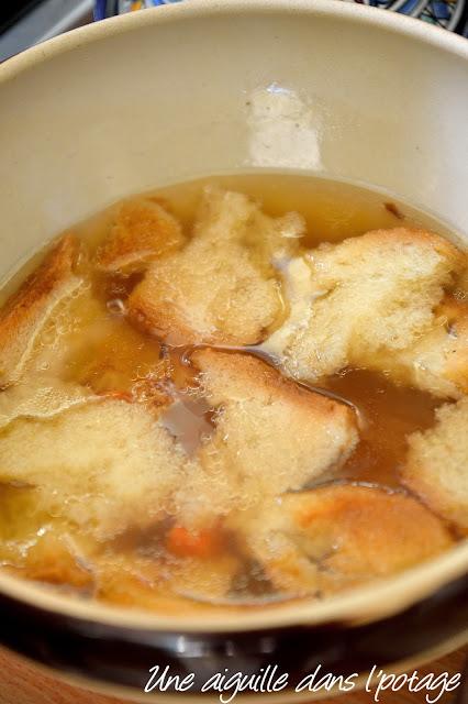 soupe pot au feu
