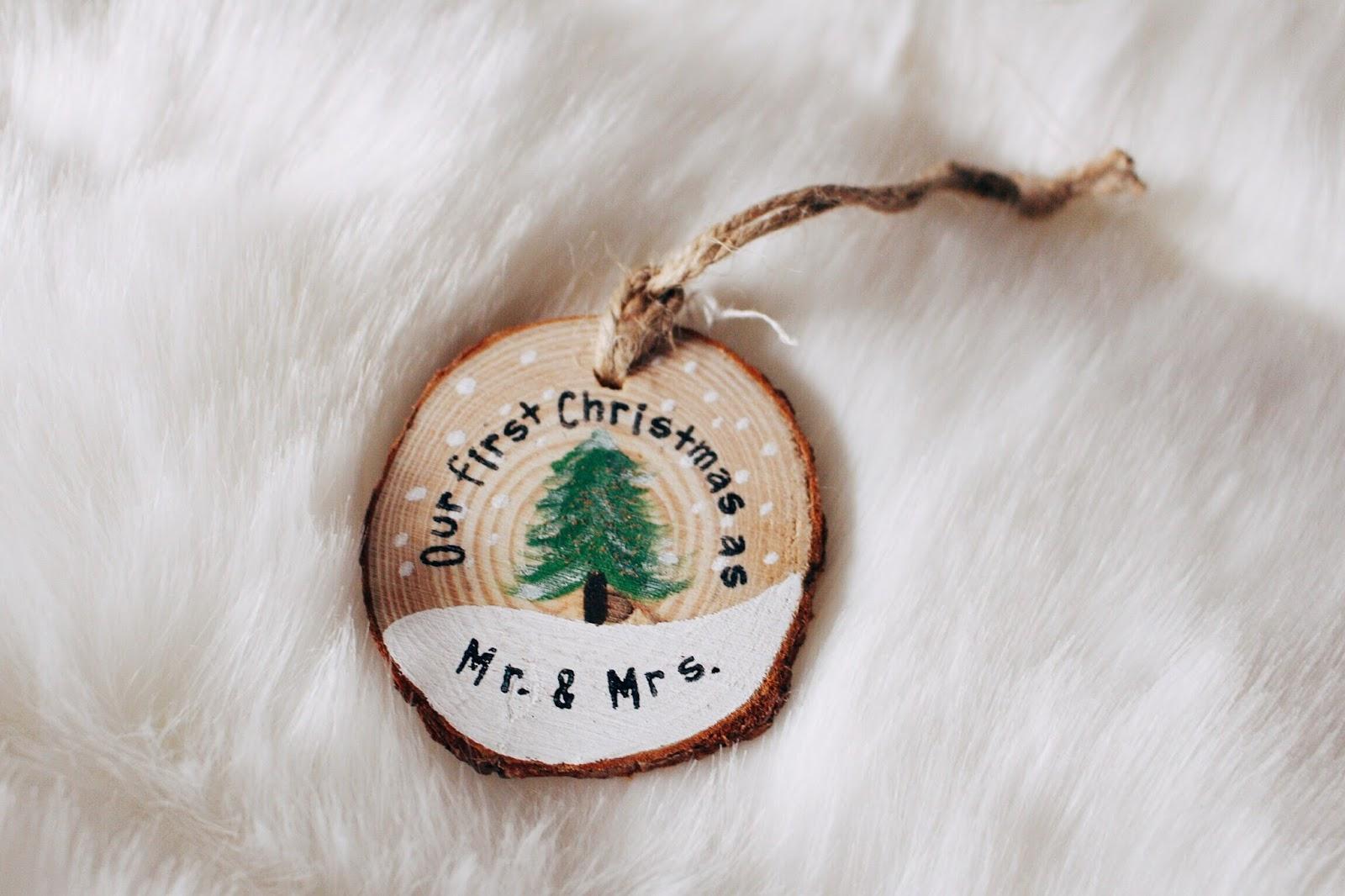 love lottie lulu etsy christmas wooden mr mrs decoration