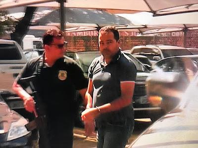 Homem de Santo Antônio de Jesus é preso pela Polícia Federal