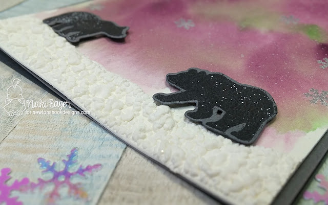 Newton's Nook Designs Serene Silhouette Set - Naki Rager
