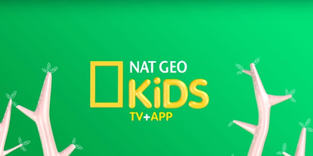 Nat Geo Kids App & TV