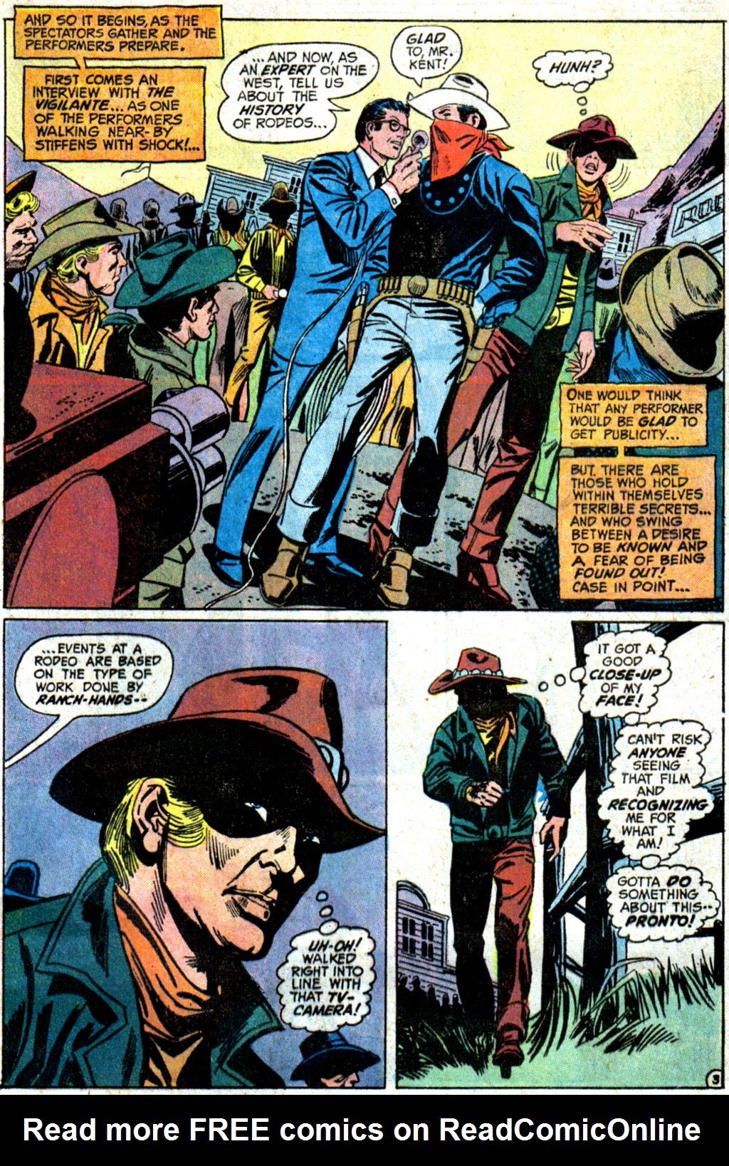 Read online World's Finest Comics comic -  Issue #214 - 5