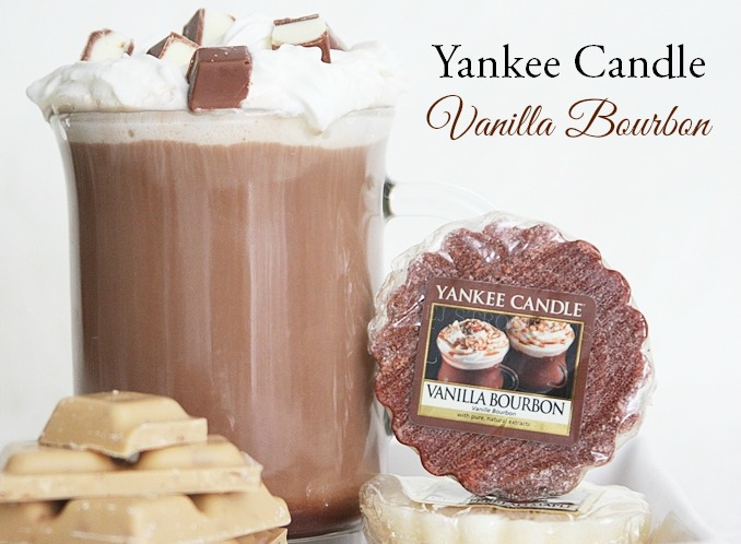 Yankee Candle Vanilla Bourbon