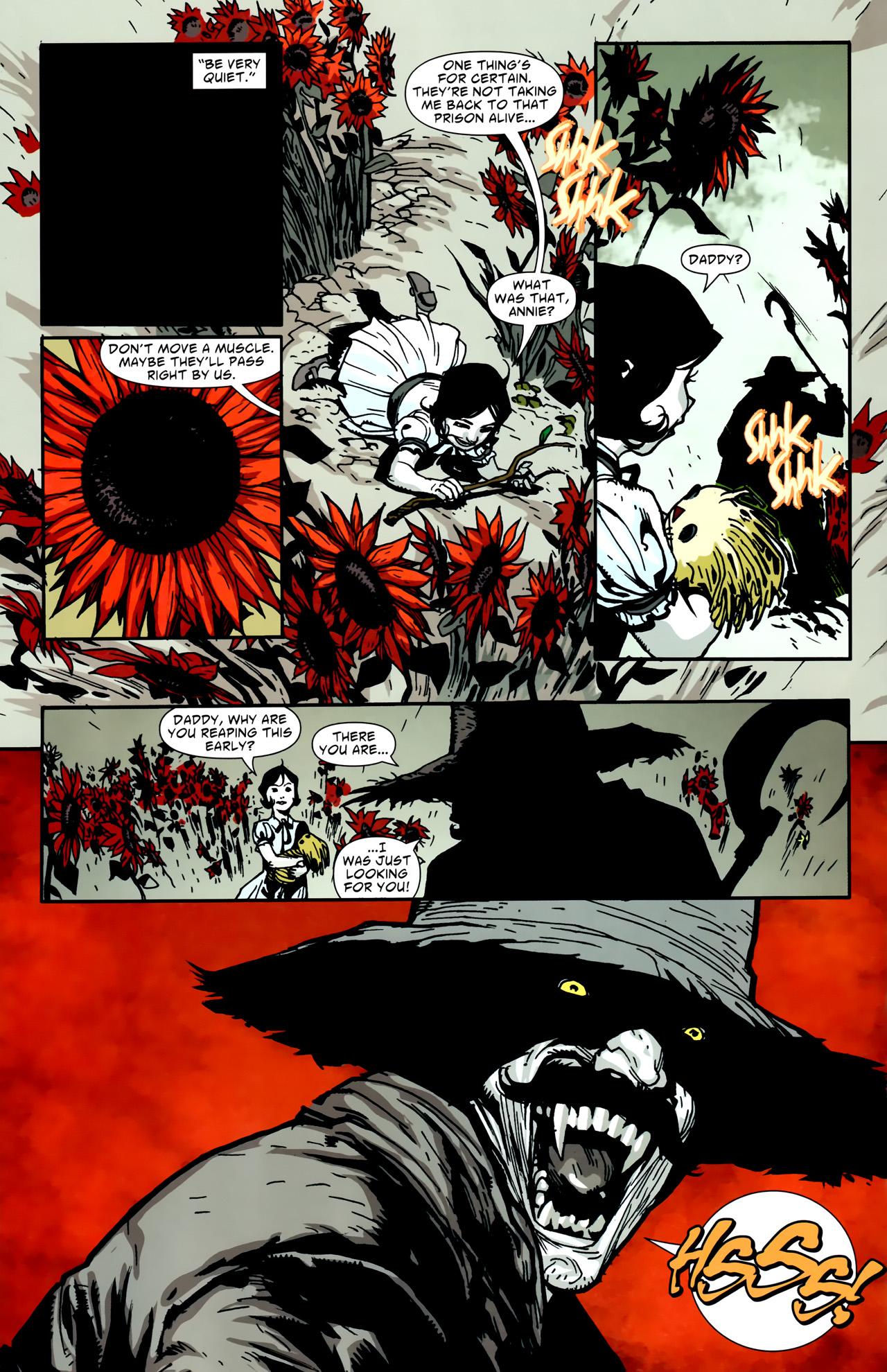 Read online American Vampire comic -  Issue #2 - 8