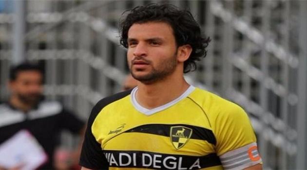 محمود علاء في مقر النادي ويوقع رسمياً اربع سنوات